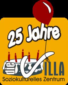die VILLA - 25 Jahre