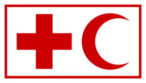 The official emblem of the IFRC
