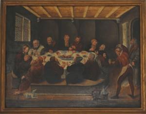 Abendmahl von einem Cranach-Schüler