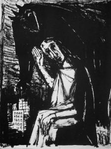 Otto Dix - Versuchung