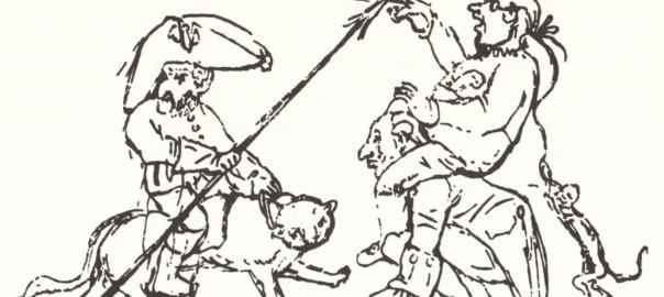 E._T._A._Hoffmann_-_Hoffmann_kämpft_gegen_die_Bürokratie_1821
